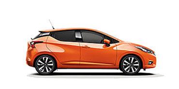Nissan Micra Vorschaubild