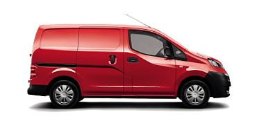 Nissan NV200 Vorschaubild